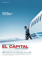 Película 'El capital', del director Costa-Gavras, con Gabriel Byrne, Gad Elmaleh y Liya Kebede. Making Of. Cine