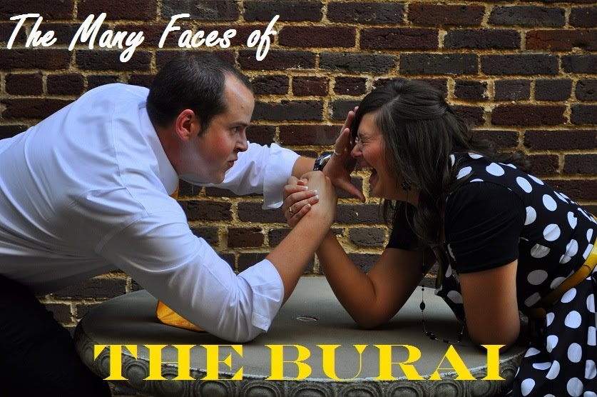 The Many Faces of The Burai