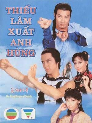 Anh Hùng Thiếu Lâm Tự - trọn bộ