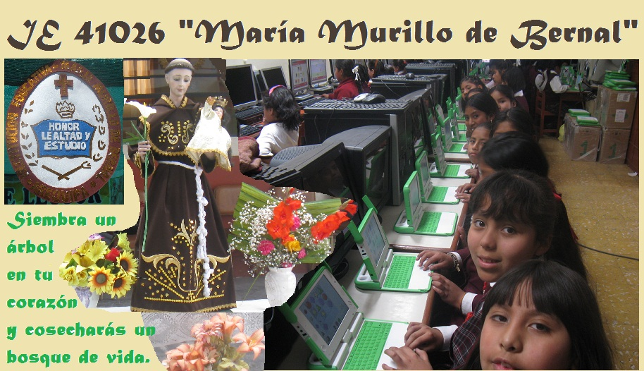 "IE 41026 ""MARIA MURILLO DE BERNAL"""