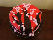 Bibi's Japanese Sakura Cake