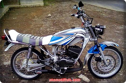 Gambar Motor Modifikasi RX King 005