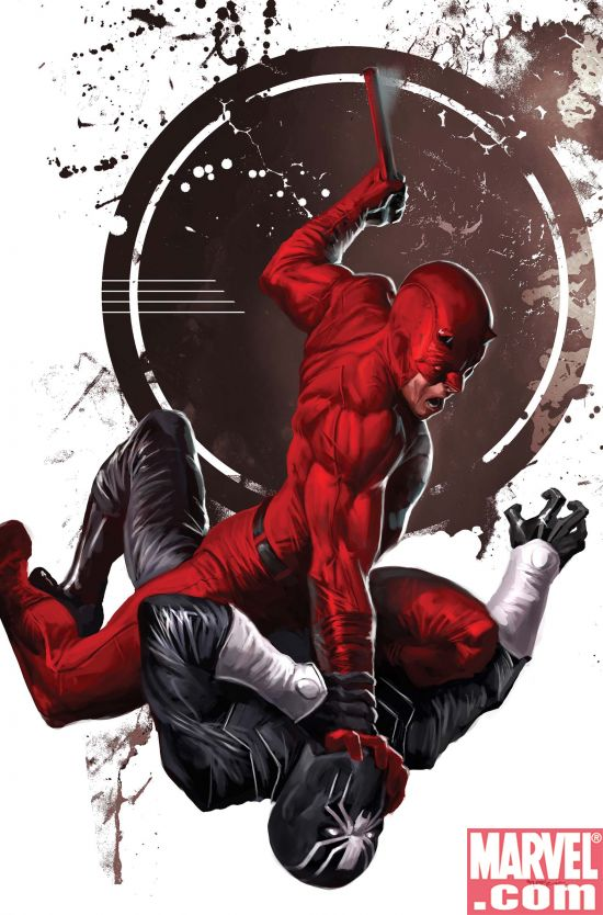 Daredevil vs Ninja Pic