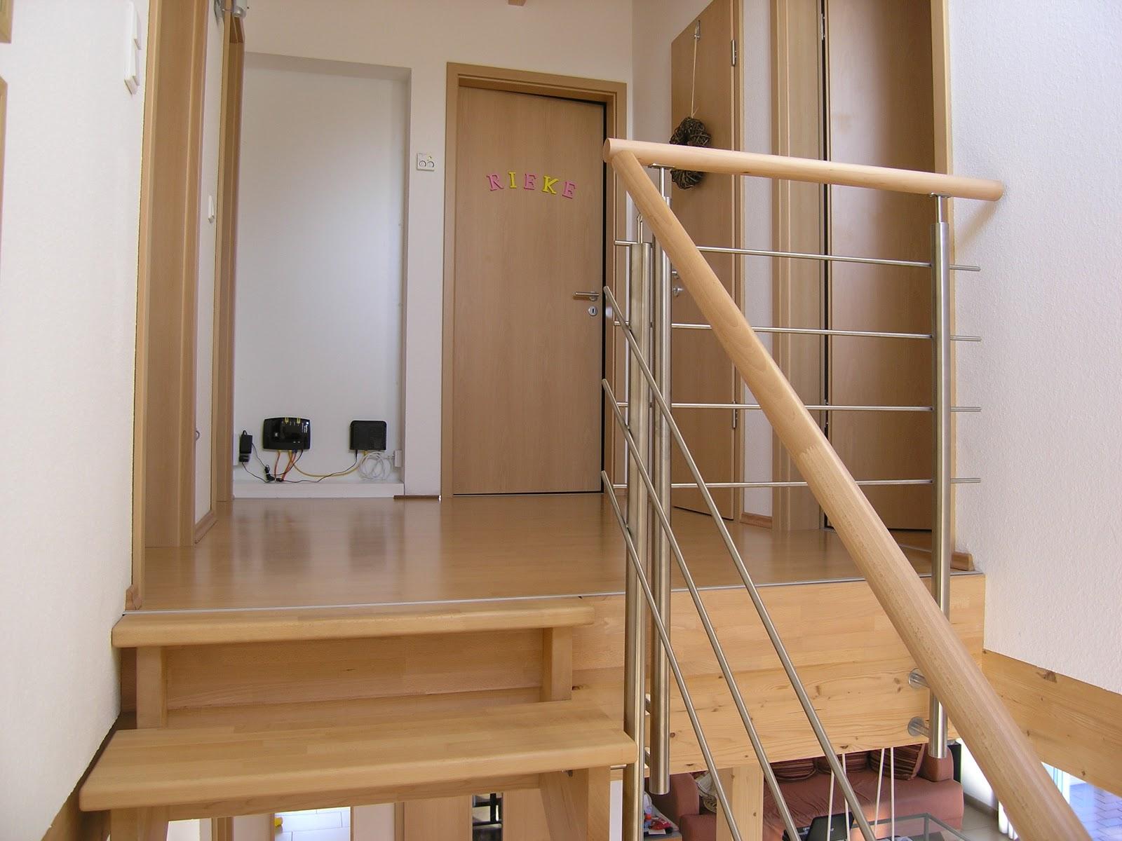 bautagebuch von anne und moritz offene treppe. Black Bedroom Furniture Sets. Home Design Ideas