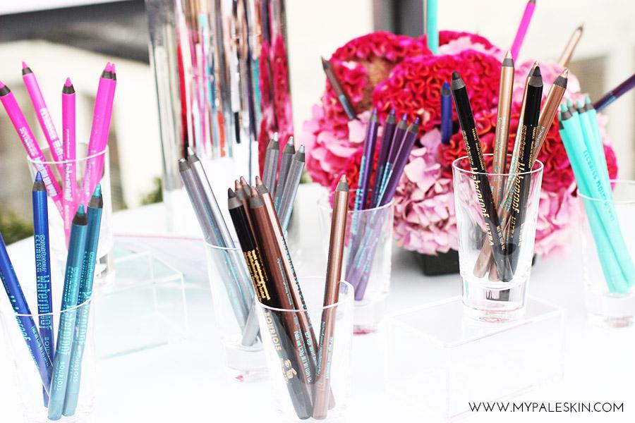 #bourjoissummer bourjois paris product launch contour clubbing waterproof pencil eyeliner my pale skin