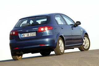 Daewoo Lacetti Pictures