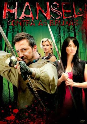 Hansel: Contra as Bruxas - DVDRip Dublado