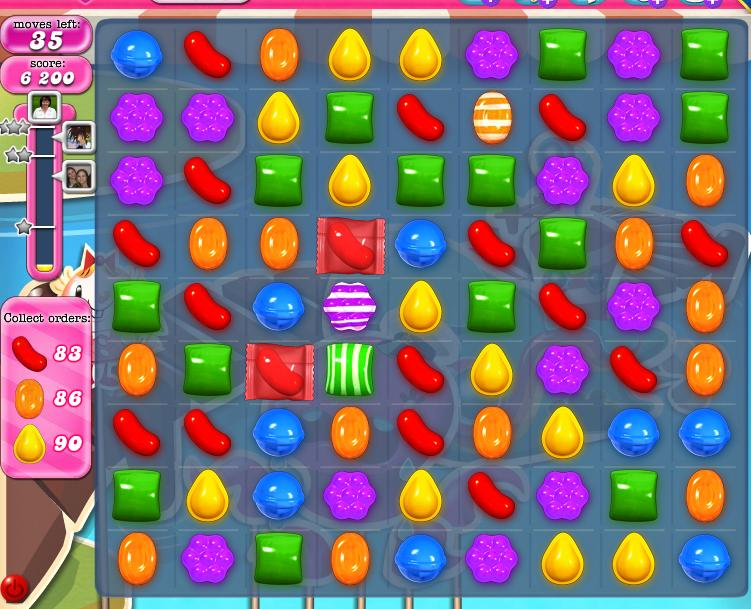 Candy Crush Saga Level 140: Hints and Tips