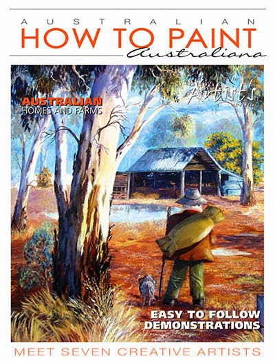 Australian How To Paint Magazine 10 2014