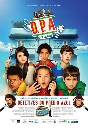 Detetives do Prédio Azul - O Filme Nacional Filmes Torrent Download capa