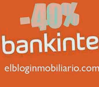 Bankinter descuento venta viviendas elbloginmobiliario.com