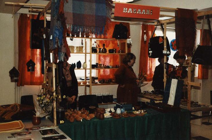 Haagan taideseuran basaari 1981