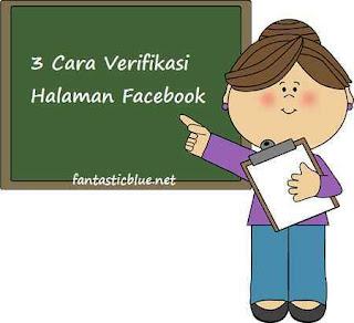 3 Cara Verifikasi Fanpage Facebook