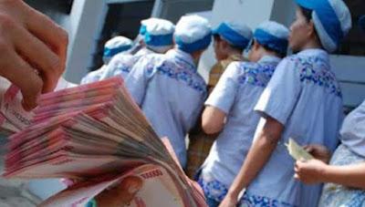 Usulan UMK 2016 : Surabaya Rp 3.035.000 dan Sidoarjo Rp 3.500.000