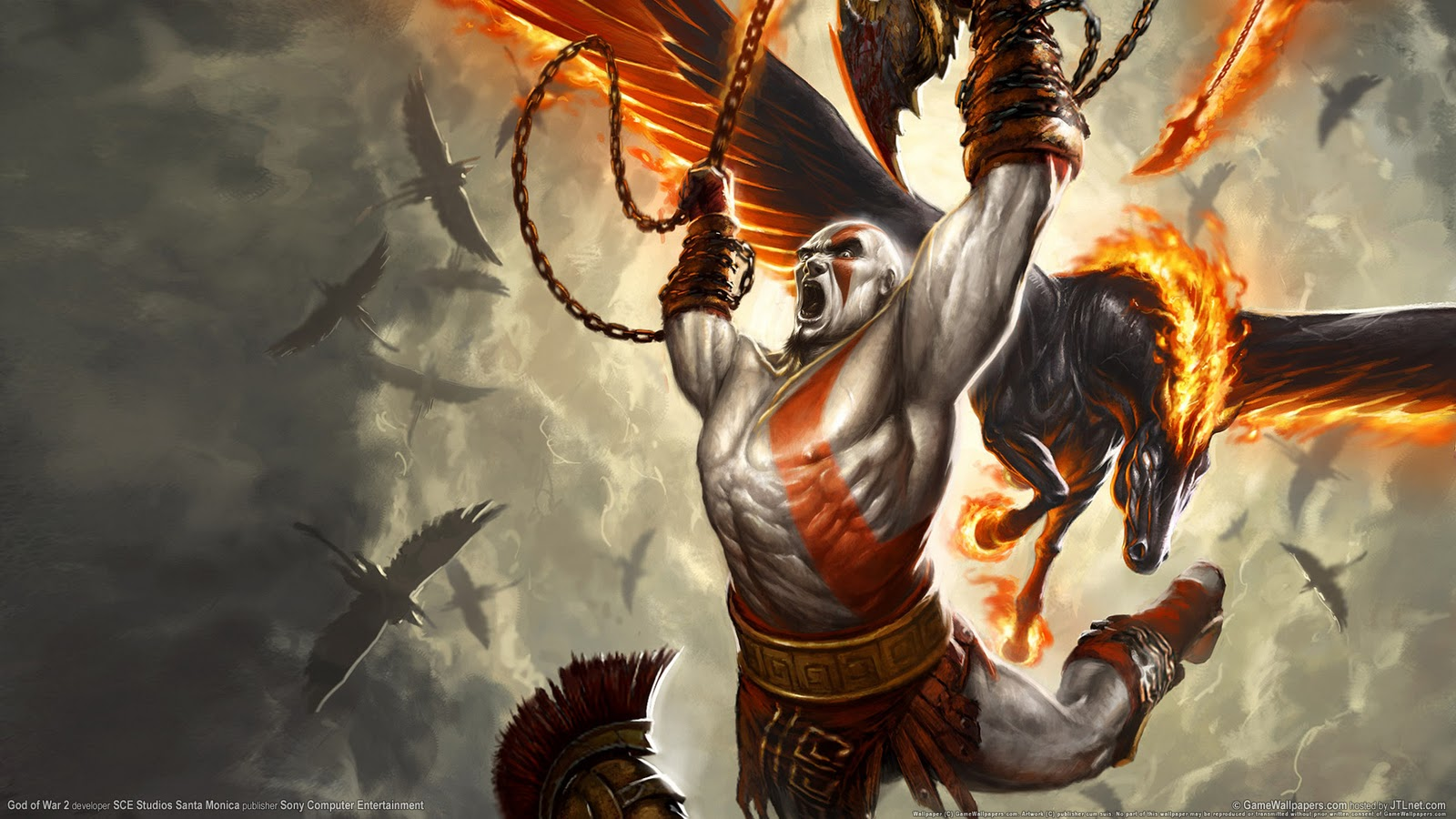 12 Best God Of War 2 Hd Wallpapers By Imran Bollywood Latest