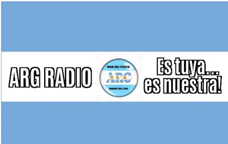 DESDE MAR DEL PLATA, REPUBLICA ARGENTINA