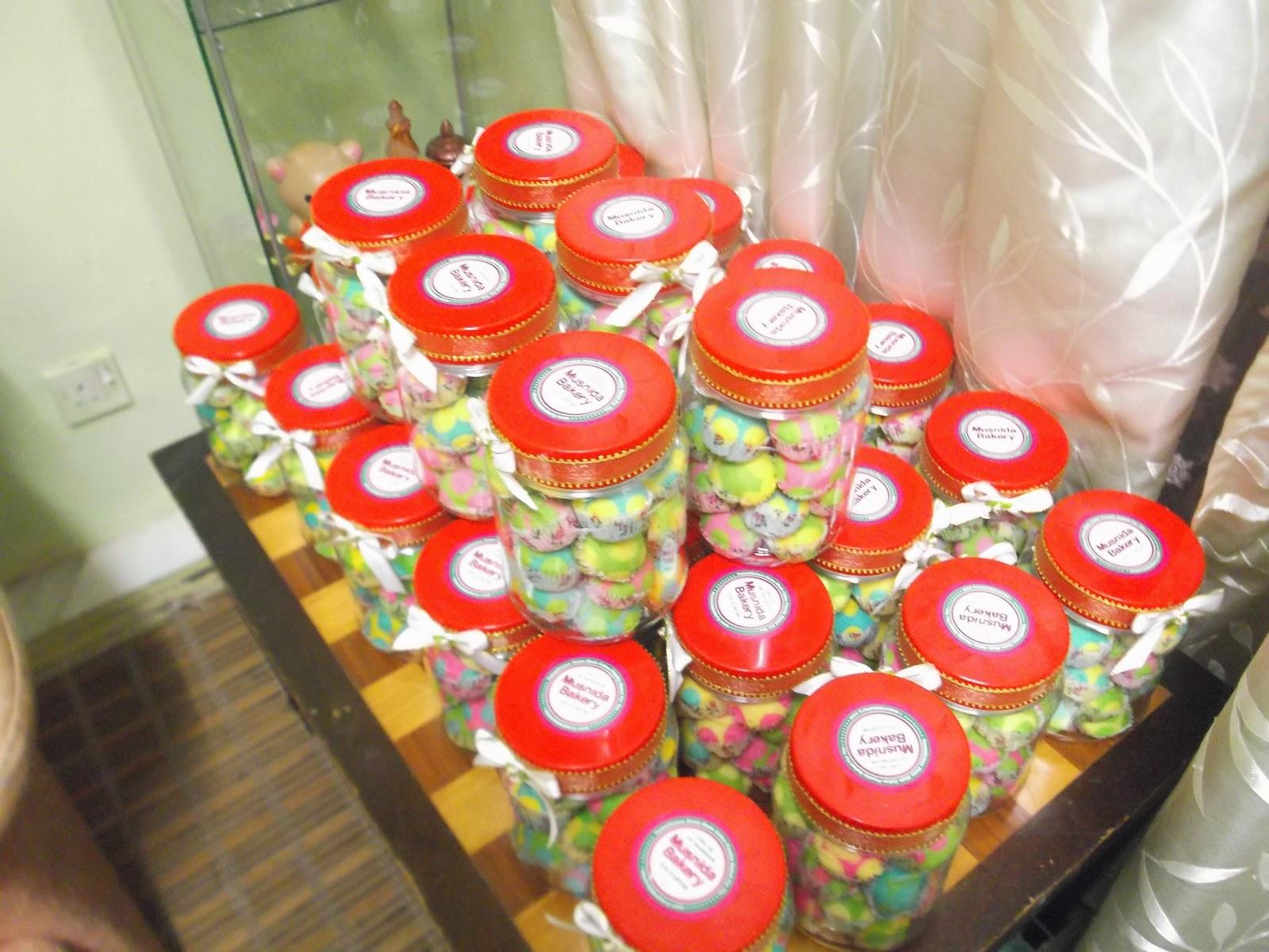 Sejiwa doorgift 39 s doorgift botol kaca yang cantik dan menarik for Idea door gift kahwin bajet