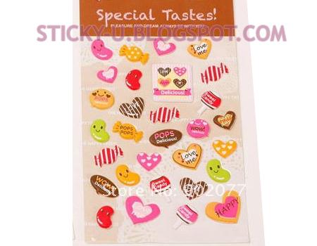 026: Stella's Special Taste Sticker