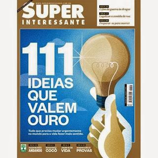 Idéias para a Vida - Magazine cover