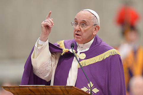 Papa Francisco anuncia o Jubileu da Misericórdia