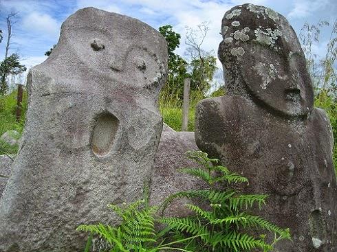 patung-lore-taman-nasional-lindu