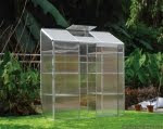 Facts and Questions on How to Build Lean to Greenhouses