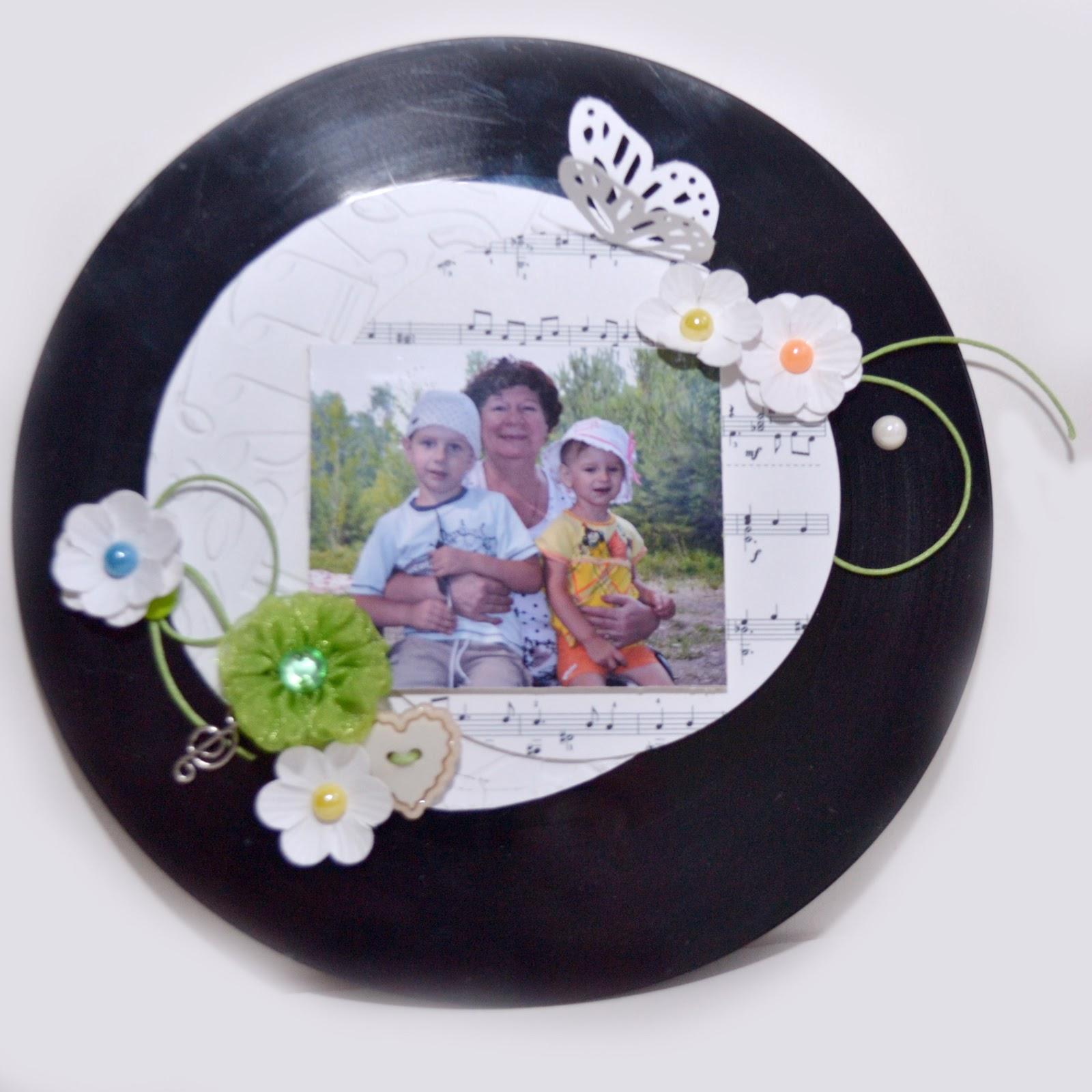 Подарок своими руками бабушке от внучки 5 лет