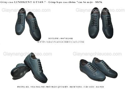 Giày nam đẹp GT169. 7