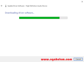 cara update driver laptop