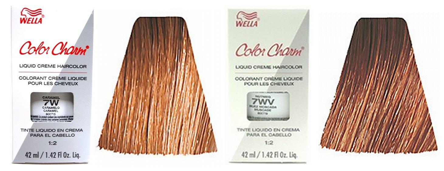 Wella koleston perfect hair color 77 44 intense medium blonde red wella charm hair color chart dark brown hairs nvjuhfo Choice Image