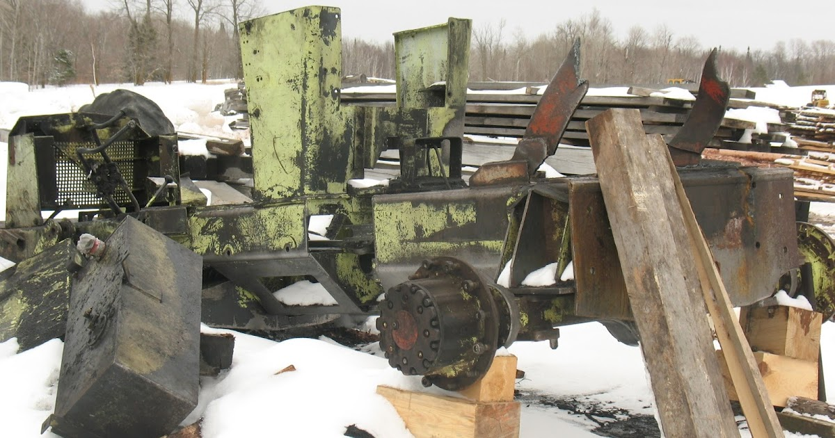 wille logging lumber timber equipment for sale