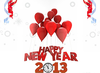 Happy newyear Celebrations Wallpapers 2013