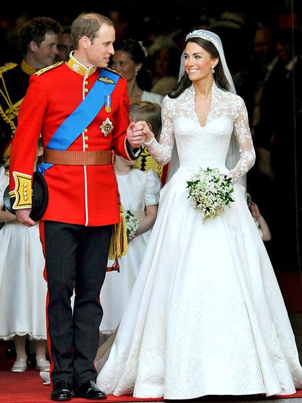 Princess kate middleton wedding