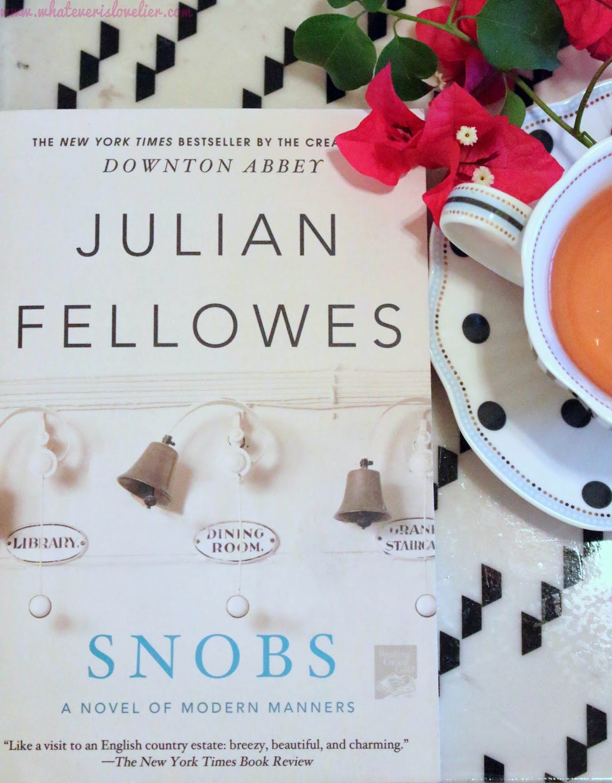 Book Review: Snobs by Julian Fellowes