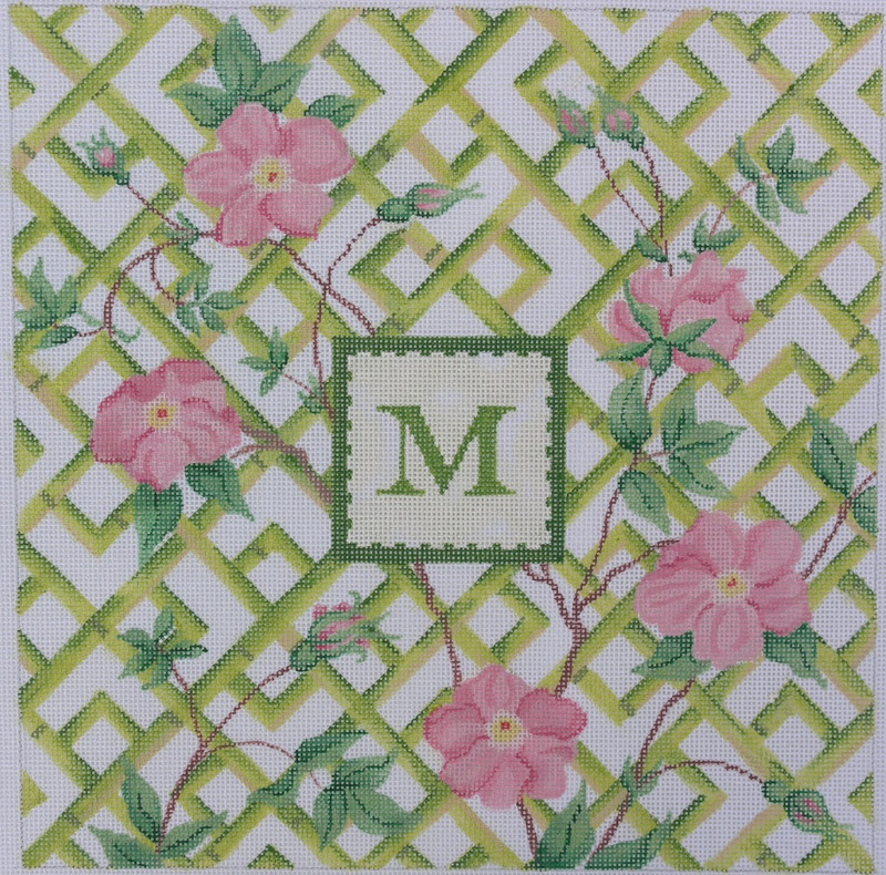 Kate Dickerson Needlepoint Collections The Garden
