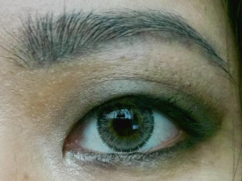 Classic Smokey Eyes, Unedited Image