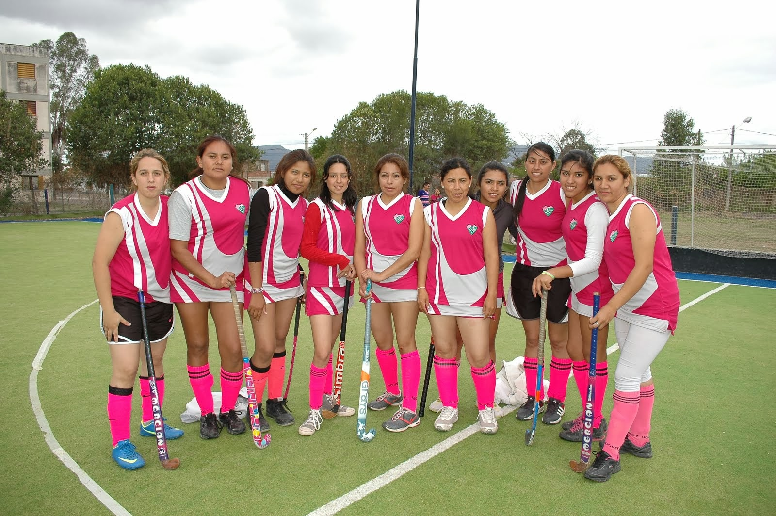 PINARES HOCKEY