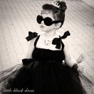 A Touch of Southern Grace : The Little Black Dress