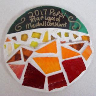 2017 Pepsi Marigold Medallion