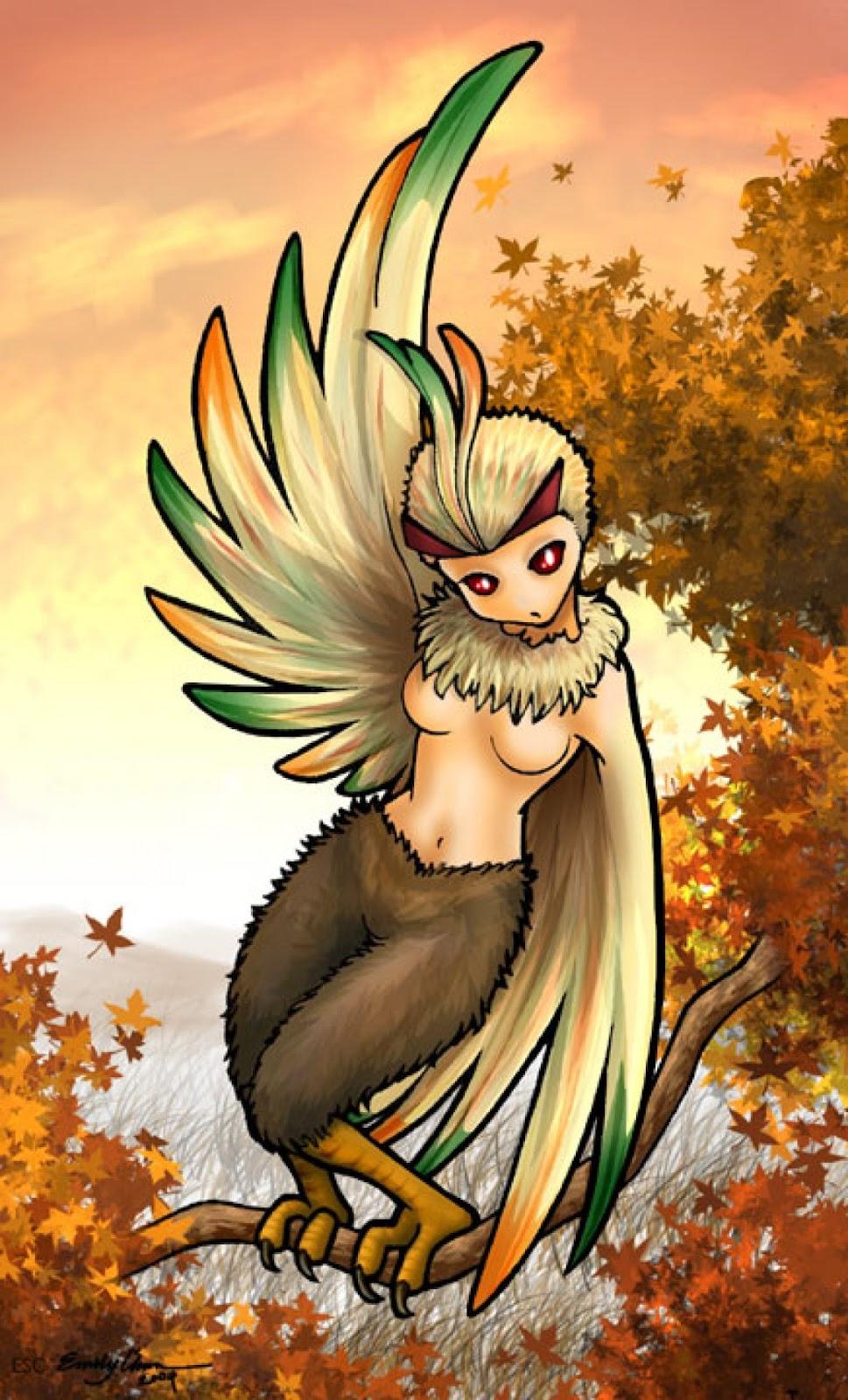 RO - Harpy por SilentReaper