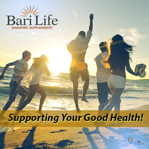 Bari Life Bariatric Vitamins and Supplements support good health
