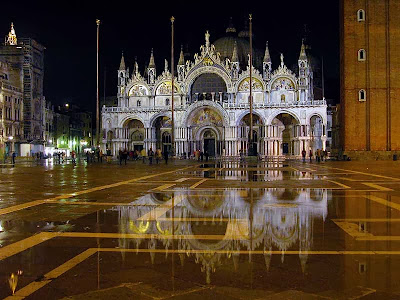 Venice (From San Marco to the Procuratie Nuove) | Il viaggiatore