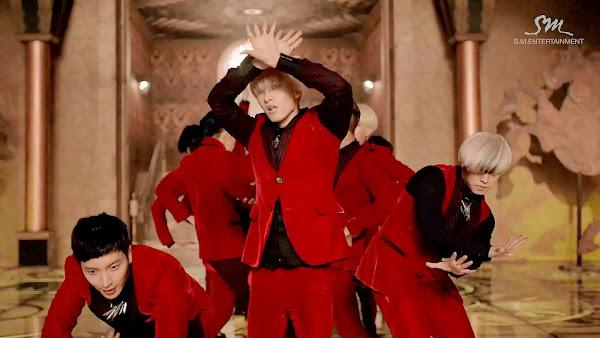 Super Junior Mamacita Eunhyuk