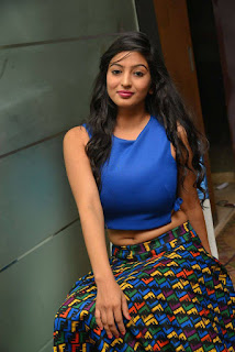Actress Vaibhavi Joshi Pictures at Tiger Sultan Teaser Launch 25287)