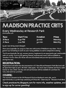 Practice Crit Flyer