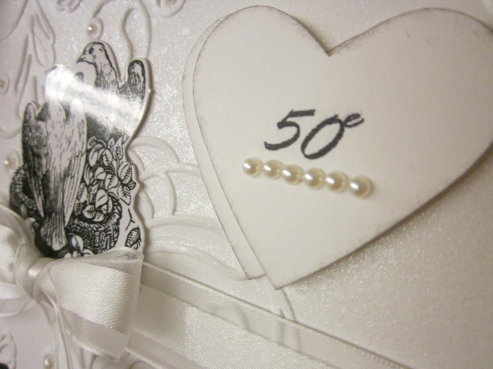 Bricole anne 50e anniversaire de mariage for 50e anniversaire de mariage robes en or