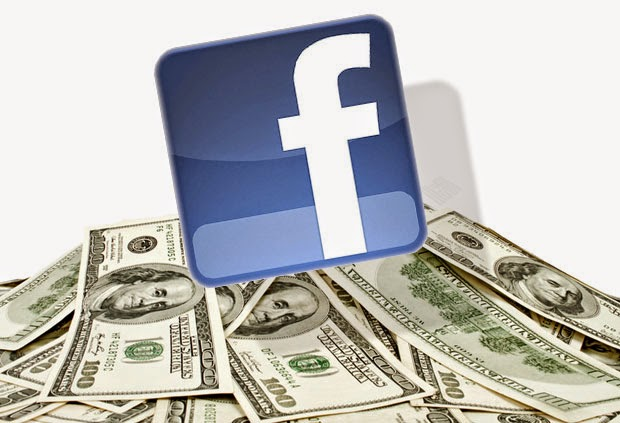 electronic money service on Facebook, money service on Facebook, facebook, social media,