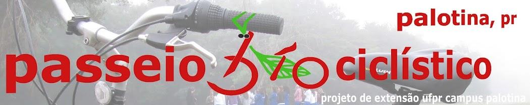 Passeio Bio Ciclístico Palotina