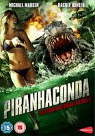 Ver Piranhaconda 2012 Online Gratis