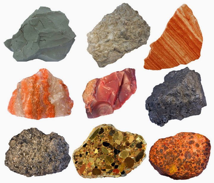 Types Of Sandstone : And then we all had tea like rocks being tumbled
